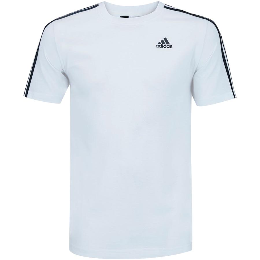 Camiseta adidas Ess 3S - Masculina 5f7a93a72e7ac