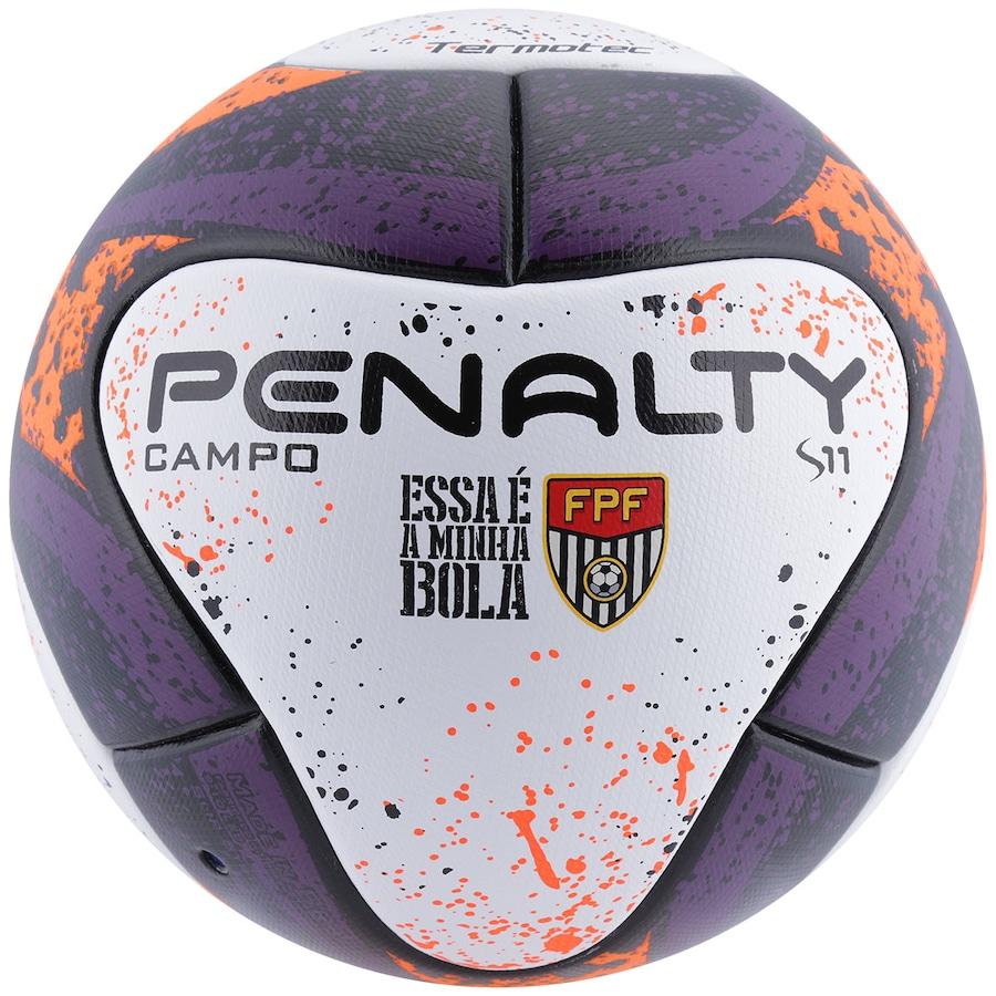 7a6e40ccf0 Bola de Futebol de Campo Penalty S11 R2 FPF VII