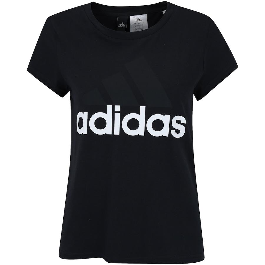 7fa91b529b376 Camiseta adidas Essentials LI Sli - Feminina