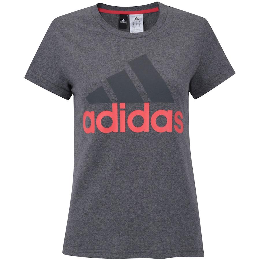 d1221ad24c0 Camiseta adidas Essentials LI Sli - Feminina