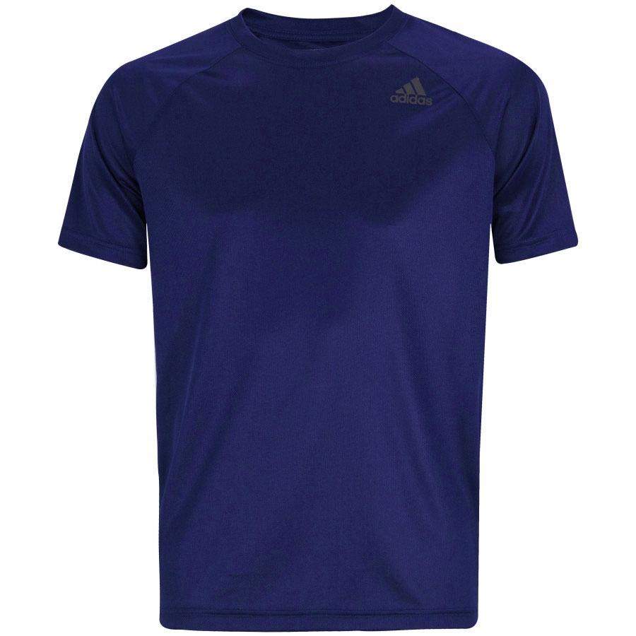 Camiseta adidas D2M PL - Masculina ce64297198ac0