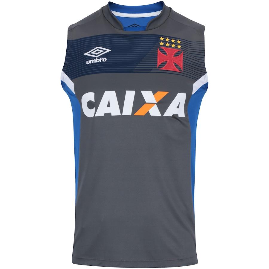Camiseta Regata de Treino do Vasco da Gama 2017 Umbro - Masculina 582d4e1d028e3