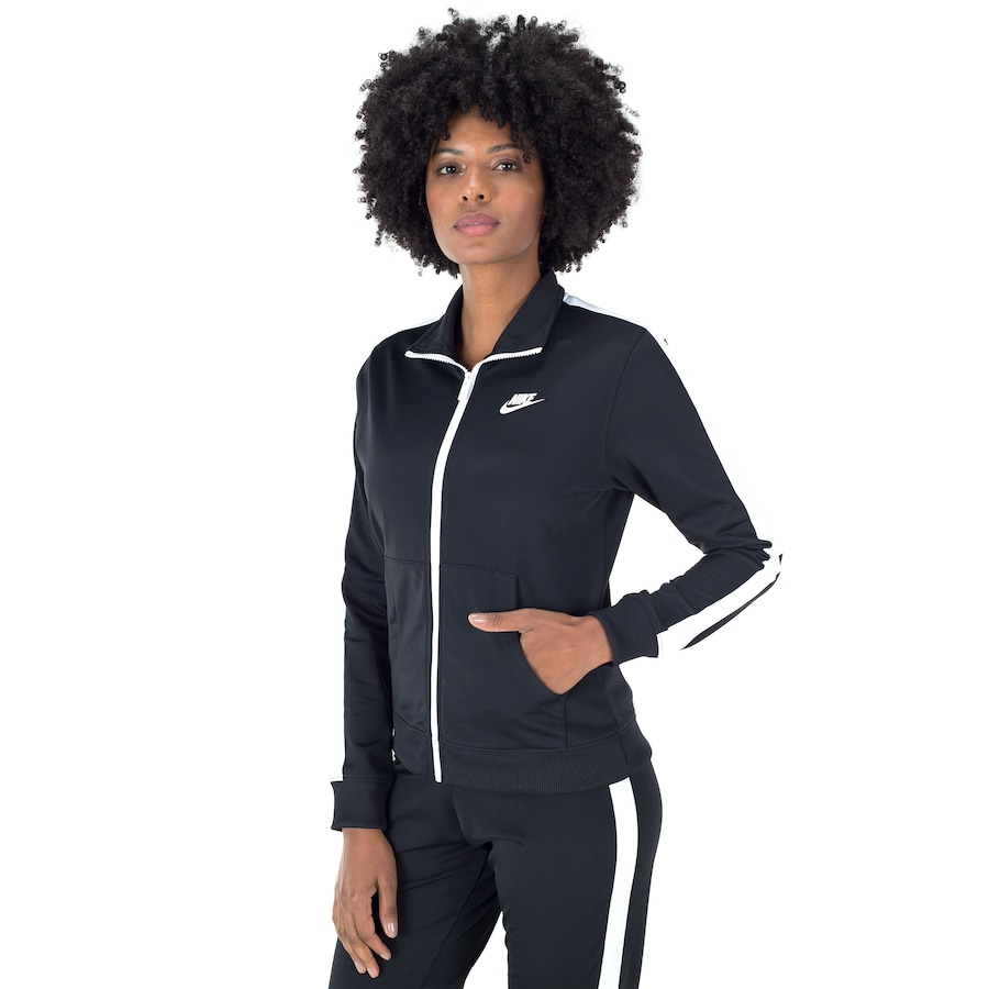 867aeddd6d Agasalho Nike Sportswear Track Suit - Feminino