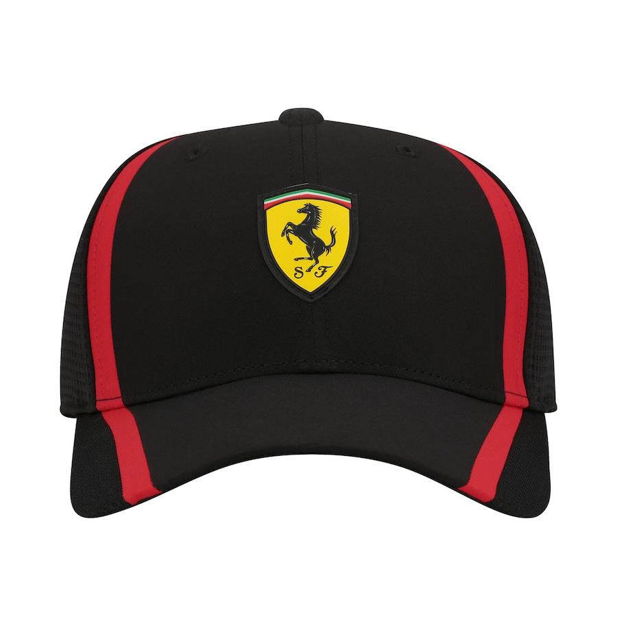 Boné Puma Scuderia Ferrari Fanwear Redline - Strapback 79a7b4a09cd