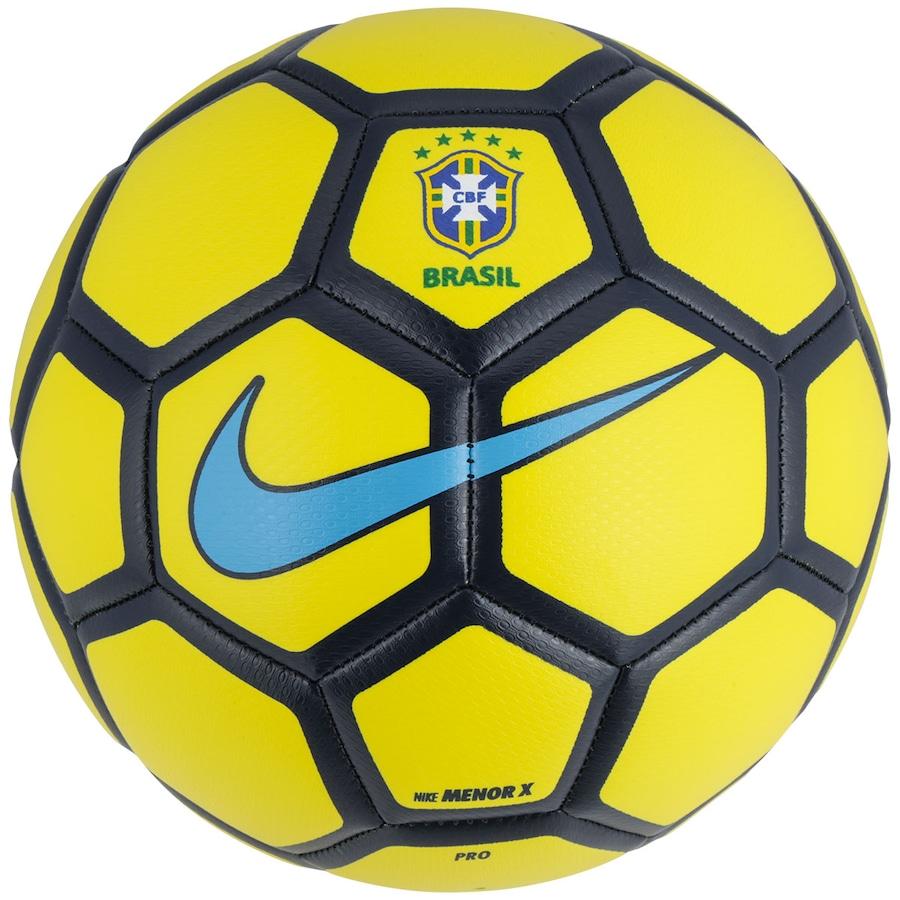 1de1fa56d4 Bola de Futsal Nike FootballX Menor CBF