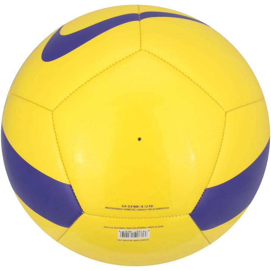 Bola de Futebol de Campo Nike Pitch Team 7df325125d964