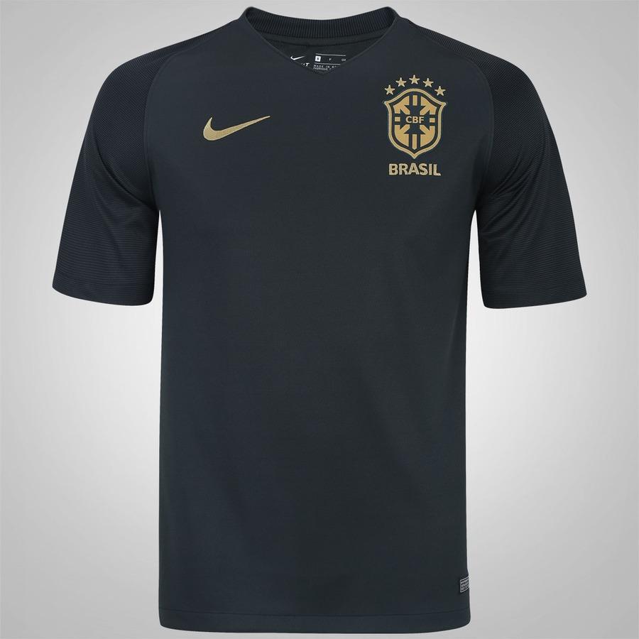 Camisa do Brasil III 2017 Nike - Masculina 1e286520b14f7