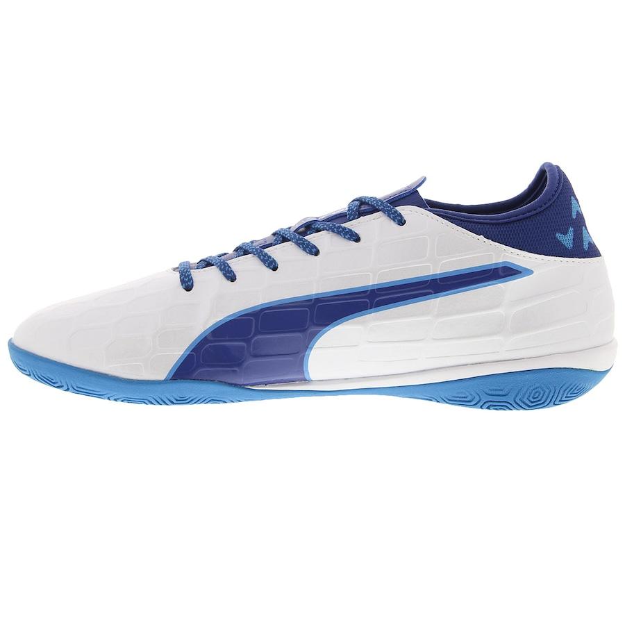 37fe8687ba Chuteira Futsal Puma Evotouch 3 IT IN - Adulto