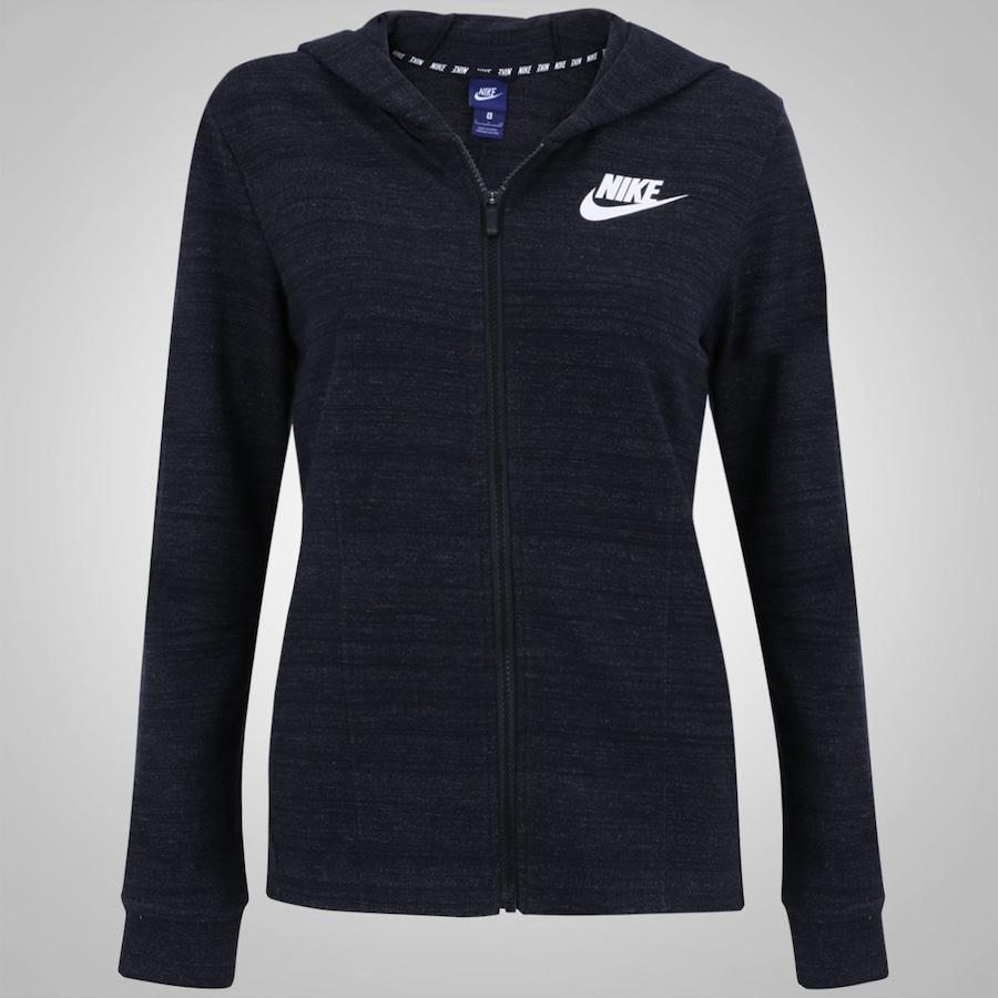 c12a81ebe9 Jaqueta com Capuz Nike Advance 15 Knit - Feminina