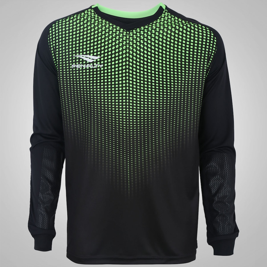 917e5aac3c Camisa de Goleiro Manga Longa Penalty Delta - Masculina