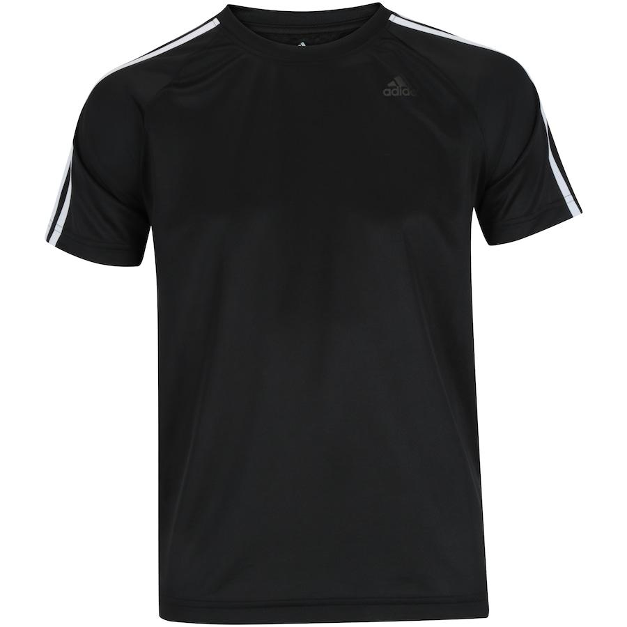 66a9b9fb5408f Camiseta adidas D2M 3S - Masculina