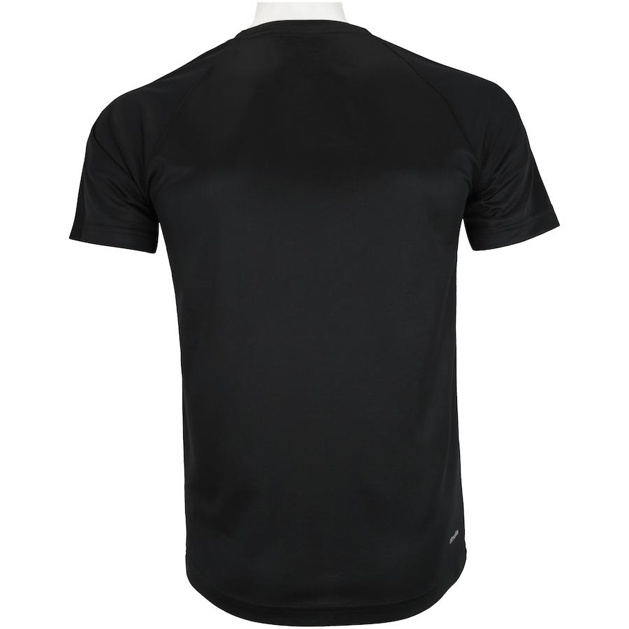 ... Camiseta adidas D2M 3S - Masculina. Imagem ampliada  Passe o mouse para  ver a imagem ampliada 1f57ed7561