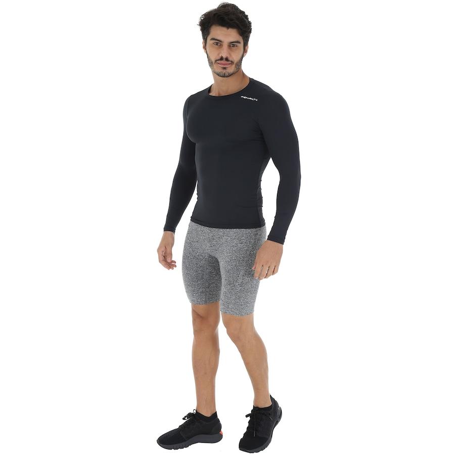 Camisa Térmica Manga Longa Penalty Matís 16 - Masculina e2cb49def16e3