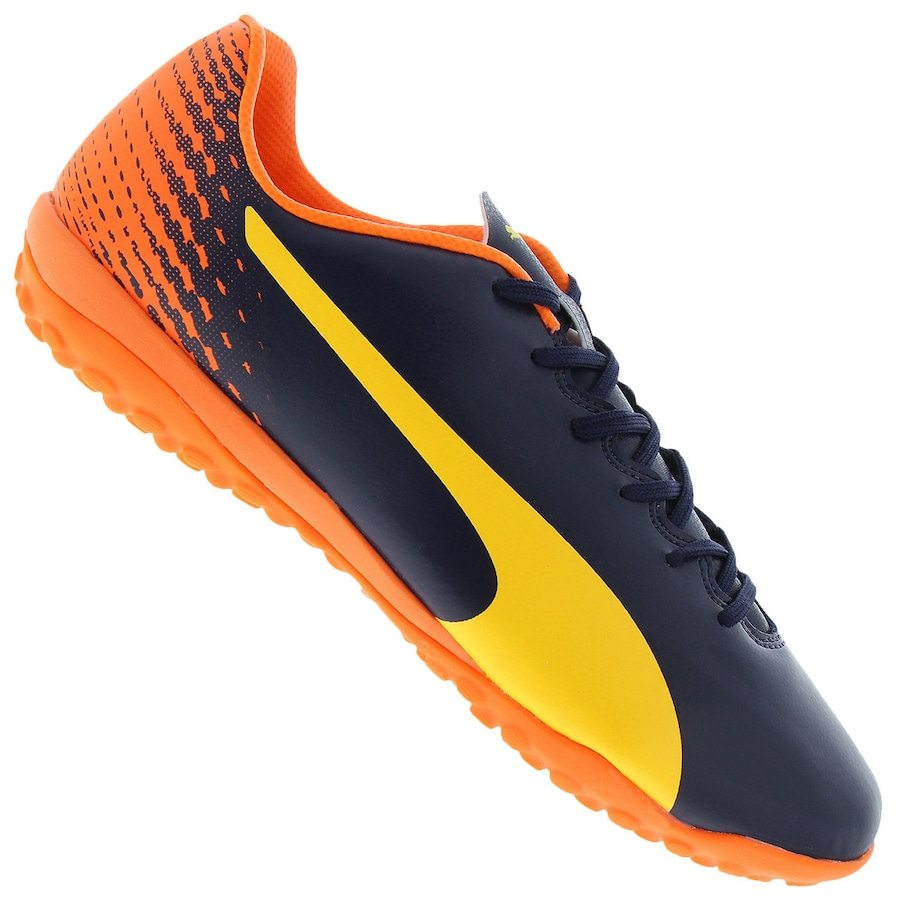 065083d4155bf Chuteira Society Puma Evospeed 17.4 Tricks TT BDP - Adulto