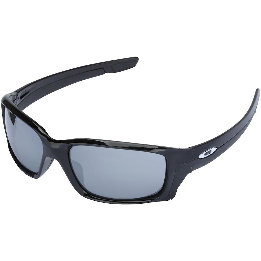 Óculos de Sol Oakley Straightlink Iridium - Unissex db816d88686e0