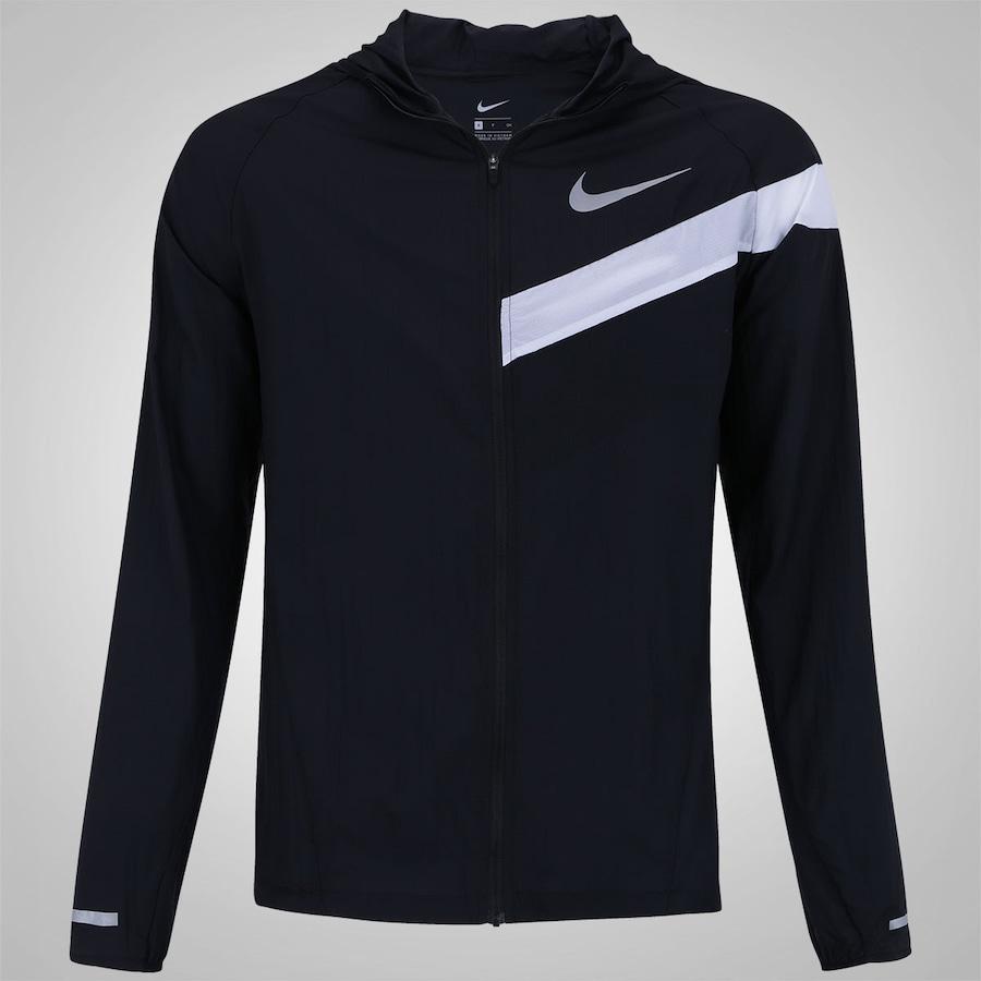 0243187d0a Jaqueta com Capuz Nike Impossibly Light Running - Masculina