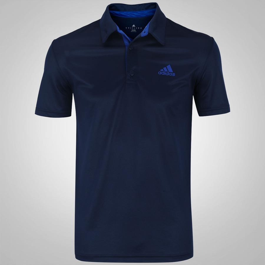 Camisa Polo adidas Approach com Proteção UPF15+ - Masculina 9a8dee7d2334b