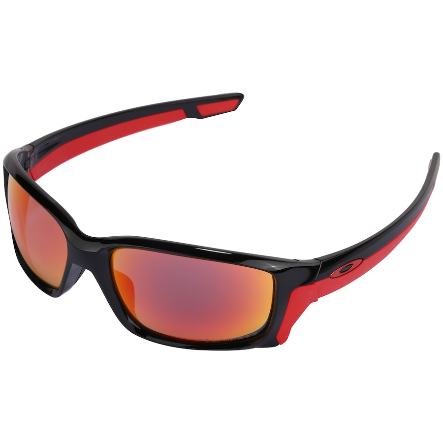 824ab4cfa ... reduced Óculos de sol oakley straightlink torch iridium polarizado  unissex 00211 56349