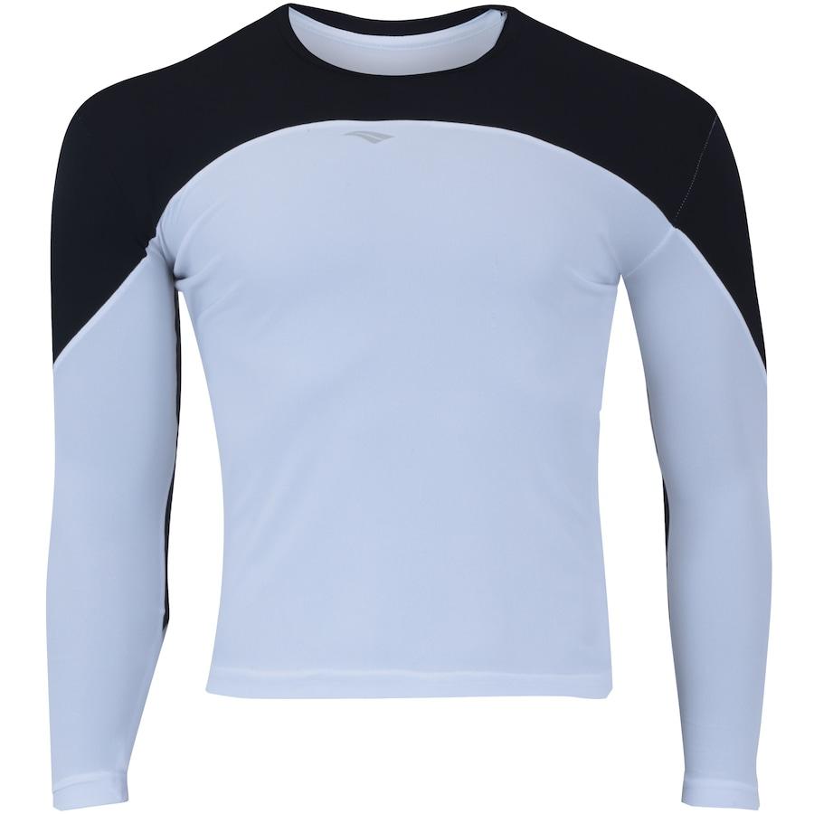Camiseta Manga Longa com Proteção UV Penalty - Masculina 3fa3a7364c70e