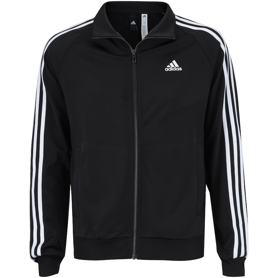 Jaqueta adidas Essentials 3S Top - Masculina 8be8811c42e50