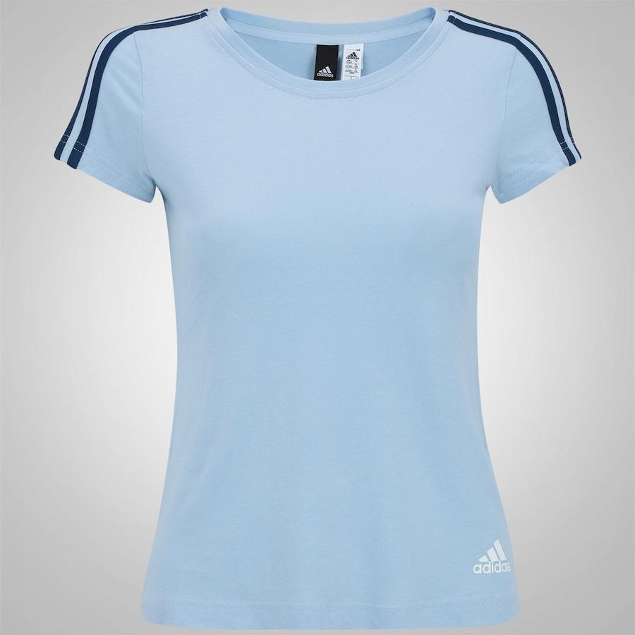 2ad3d30a472 Camiseta adidas YG 3S Feminina - Infantil