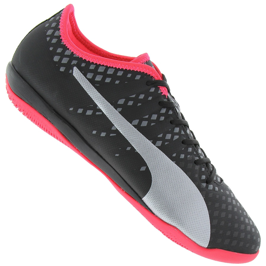 db48a5e5e8594 Chuteira Futsal Puma Evopower Vigor 3 BDP IT IN - Adulto