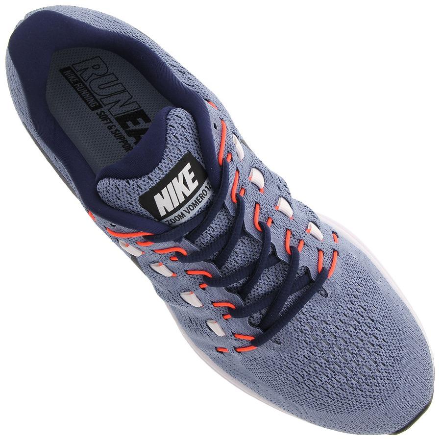 Tênis Nike Air Zoom Vomero 12 - Masculino 0cf9a5fde4950