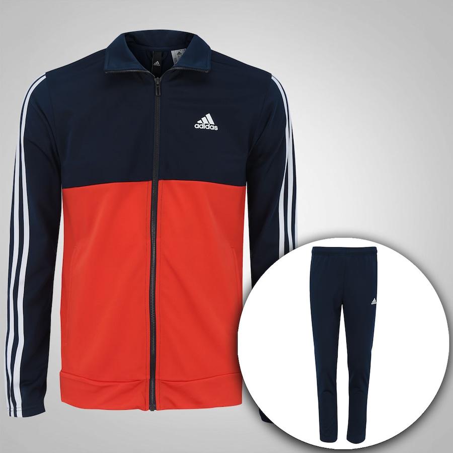 Agasalho adidas Back2Bas 3S - Masculino 239a70f5714d2