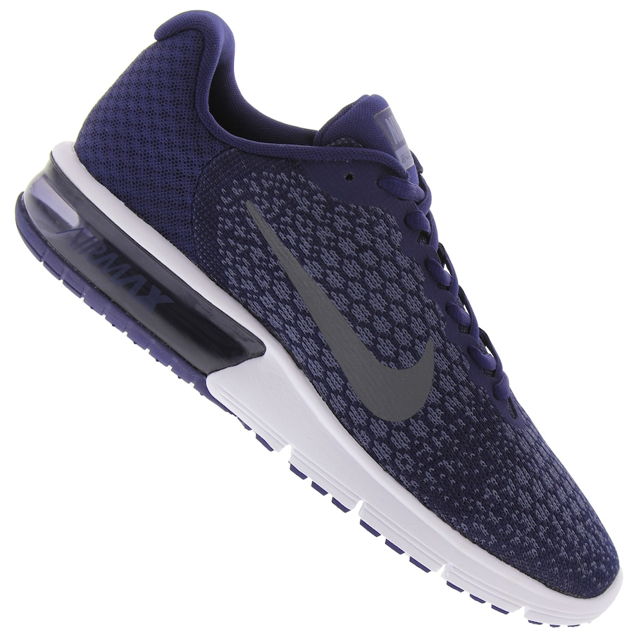 fc6db8d4442 Tênis Nike Air Max Sequent 2 - Masculino