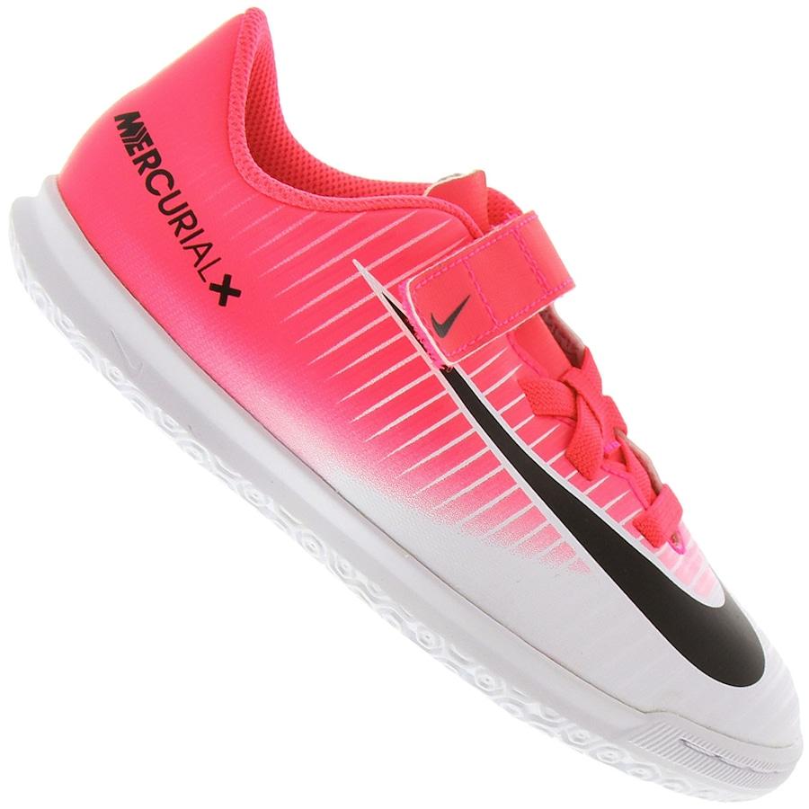 a736e71c31 Chuteira Futsal Nike MercurialX Vortex III V IC - Infantil