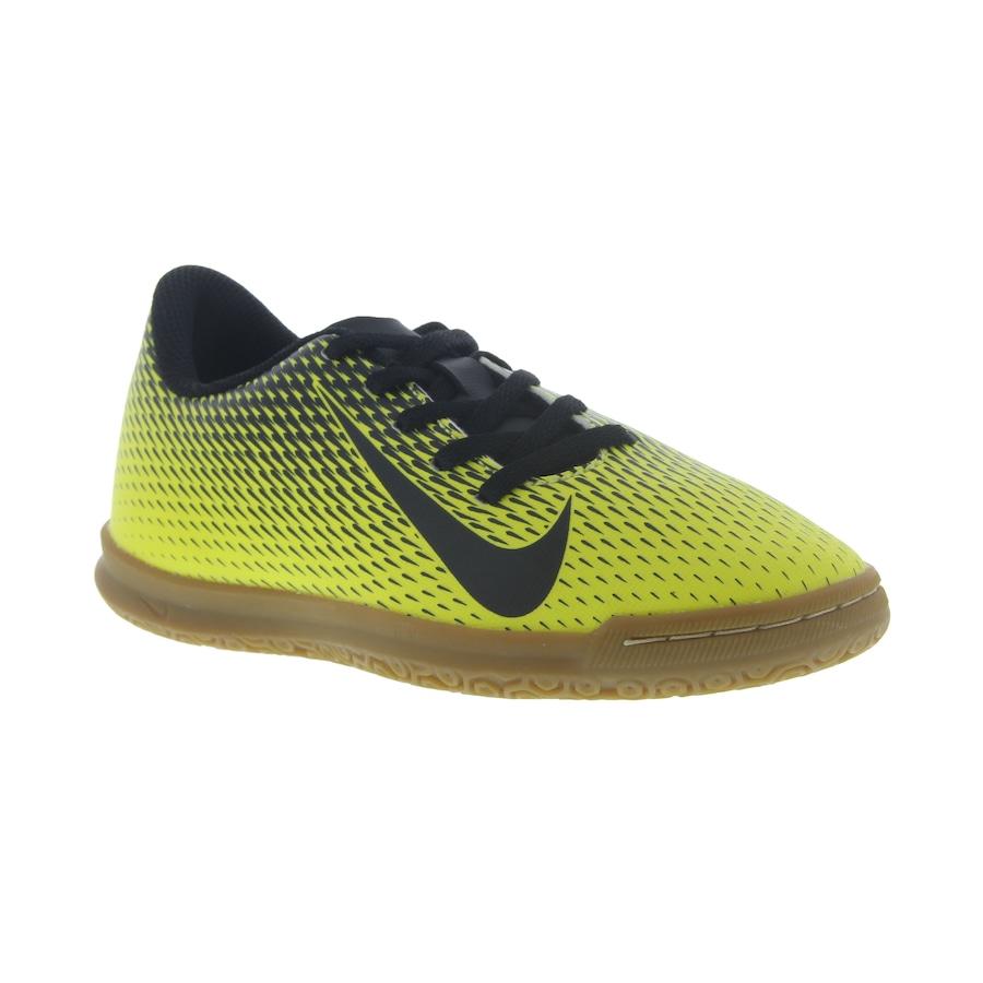 Chuteira Futsal Nike Bravata II IC - Infantil 43bf3d28d4e5e