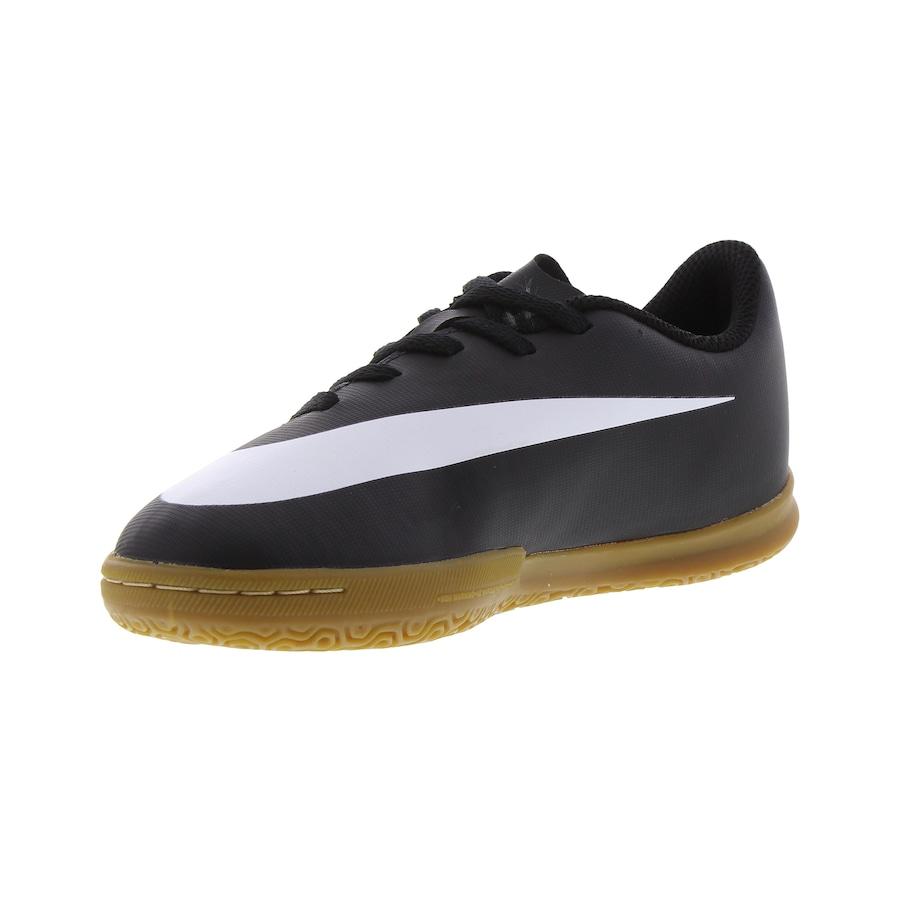 7a8dd2fcbb444 Chuteira Futsal Nike Bravata II IC - Infantil