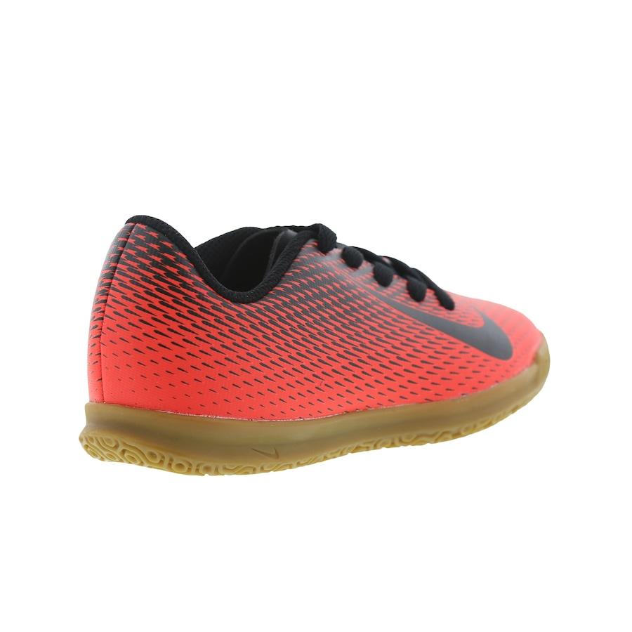 291f4240ce Chuteira Futsal Nike Bravata II IC - Infantil