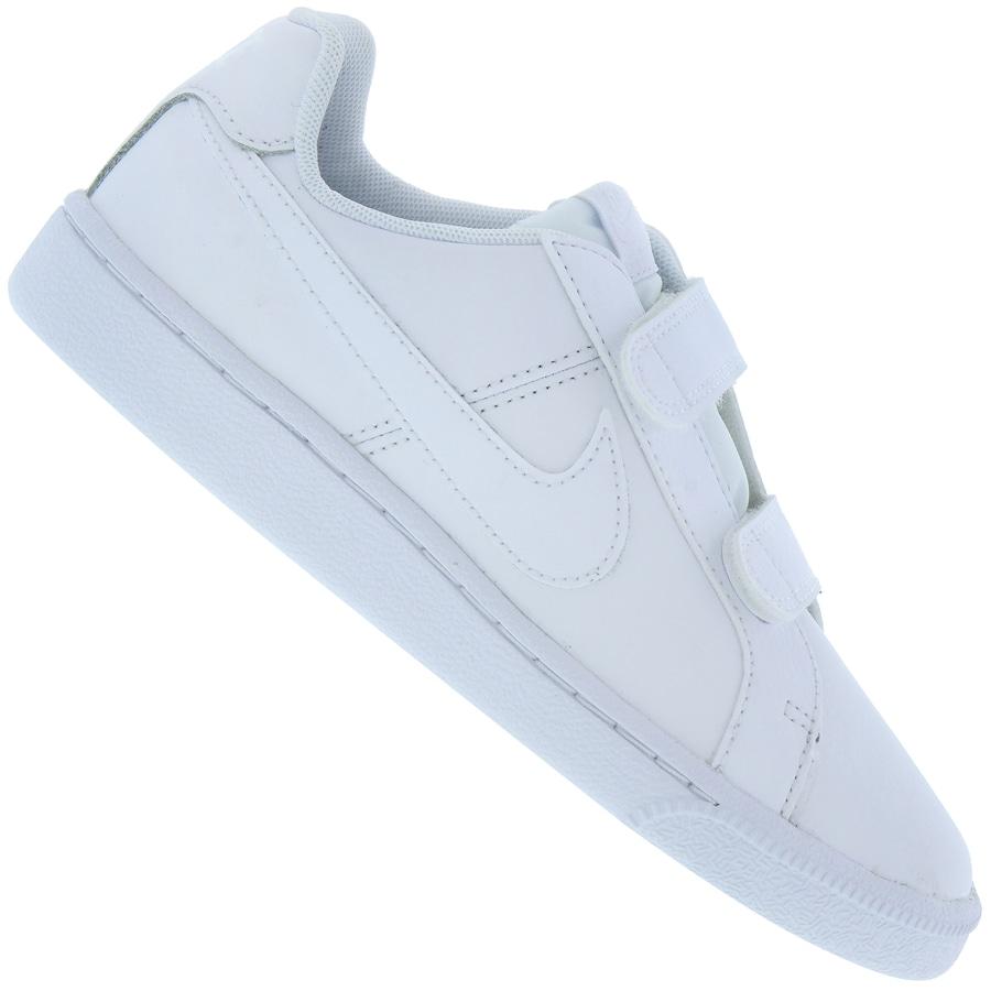 bc534fbf8075c Tênis Nike Court Royale - Infantil