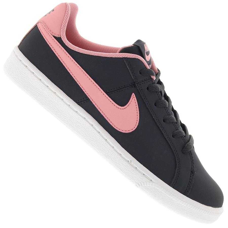 f2454be5a9c Tênis Nike Court Royale Feminino - Infantil