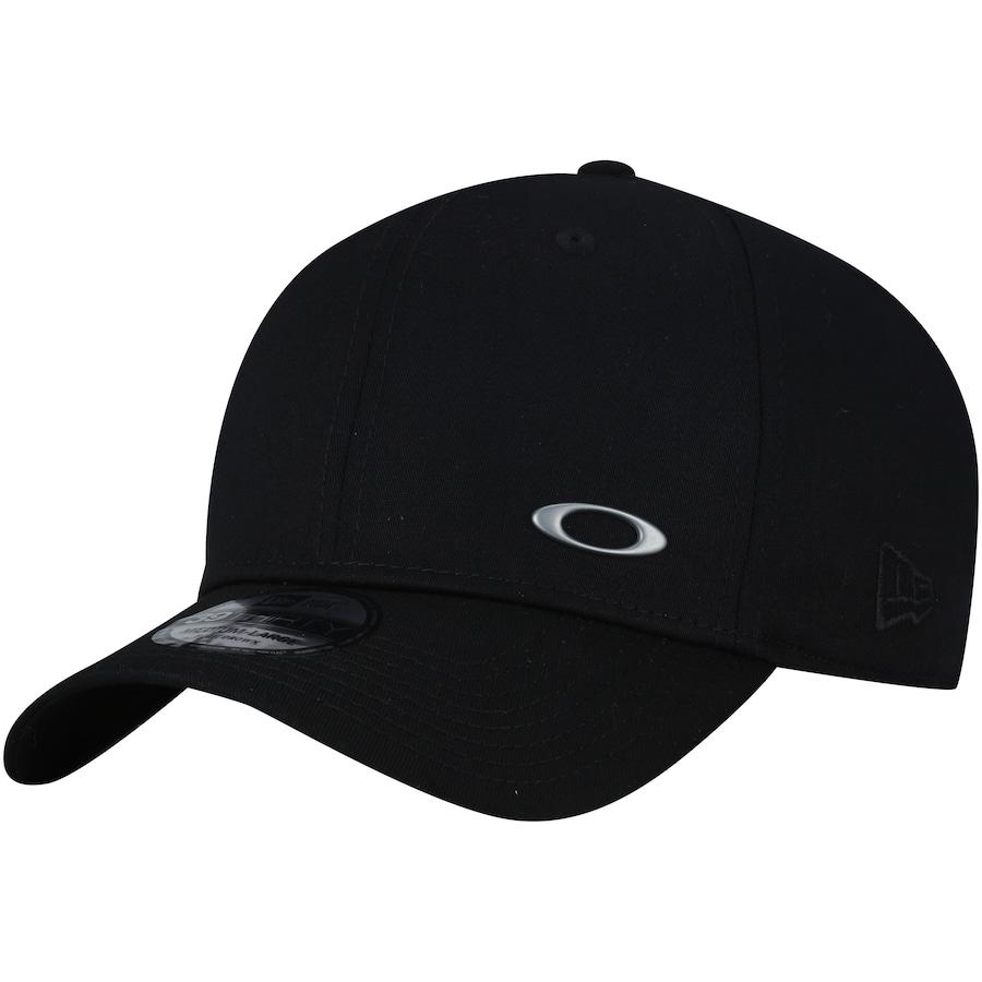 Boné Aba Curva Oakley Tinfoil Cap - Fechado - Adulto 5bbc3e1875a