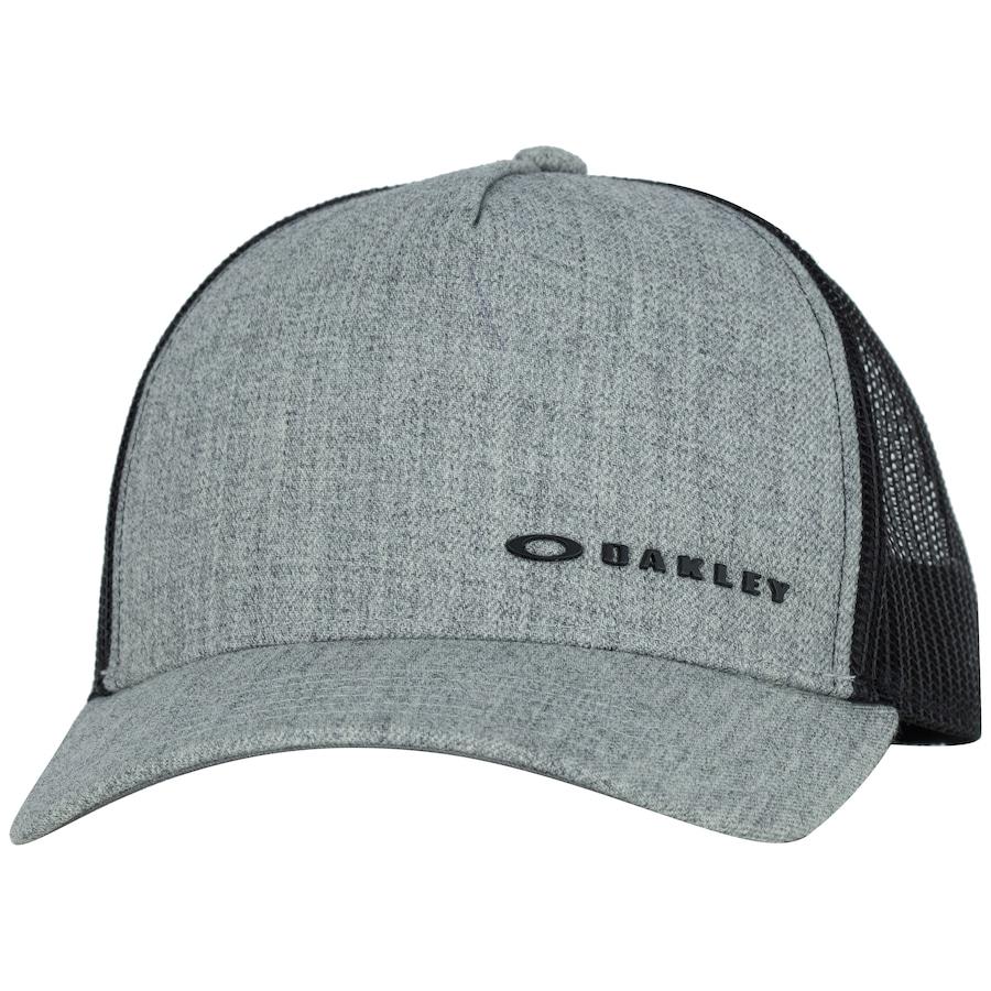 Boné Aba Curva Oakley Chalten Cap - Snapback - Trucker - Ad 390c1076885