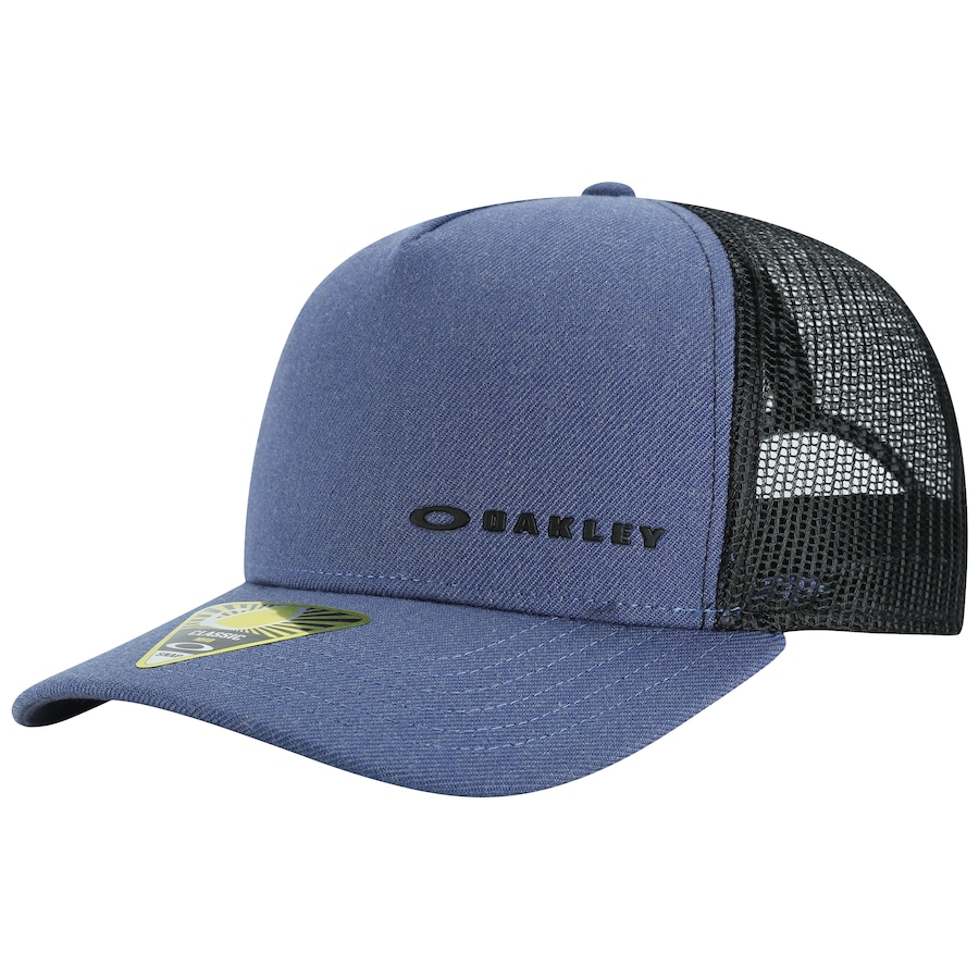 Boné Aba Curva Oakley Chalten Cap - Snapback - Trucker - Adulto. undefined 257495538ca