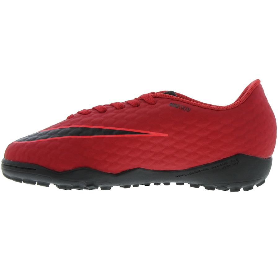 63757e82e3724 ... Chuteira Society Nike Hypervenom X Phelon III TF - Infantil ...