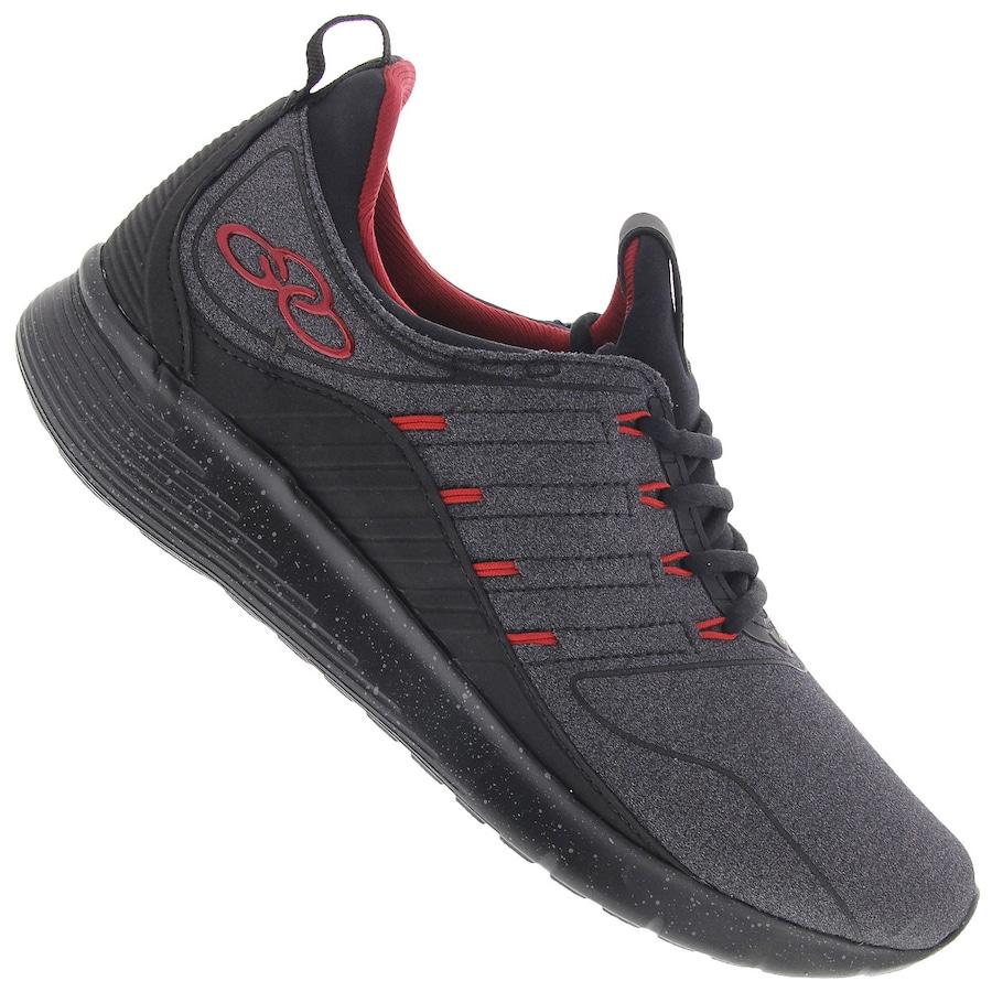 168d35d8da Netshoes Tenis Masculino Olimpikus - Style Guru  Fashion