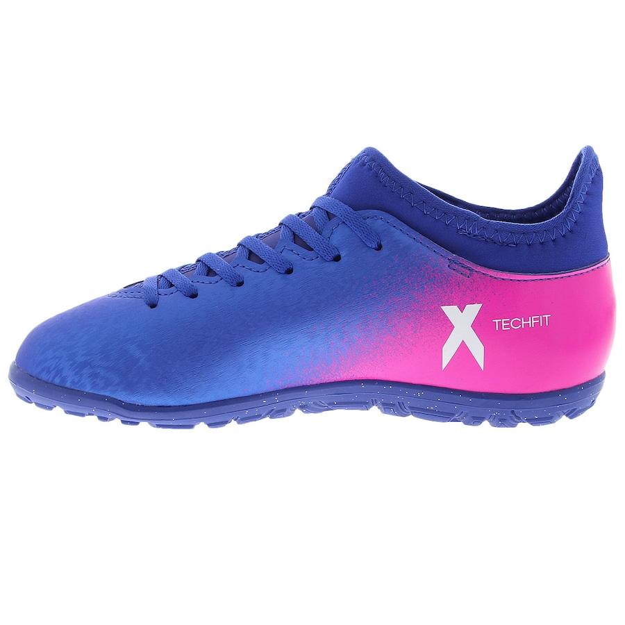 buy popular 66831 ca85b Chuteira Society adidas X 16.3 TF - Infantil