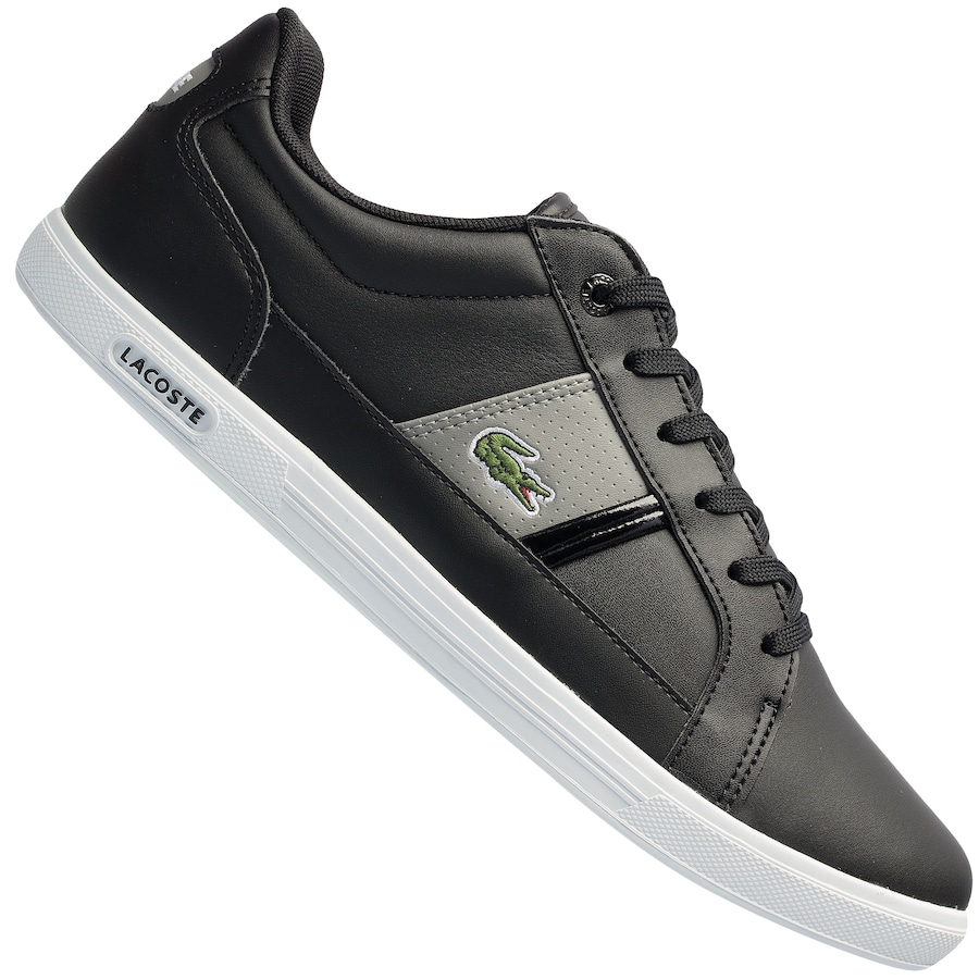 2373d0acd65ab Tênis Lacoste Europa LCR3 - Masculino