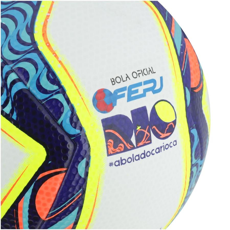fb59e06c55 Bola de Futebol de Campo Topper Samba RJ Pro 17