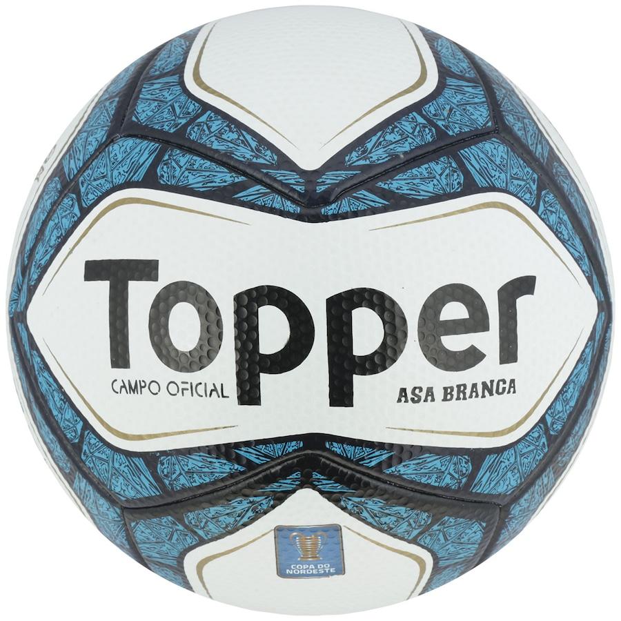 762c3359542bc Bola de Futebol de Campo Topper Asa Branca ND Pro