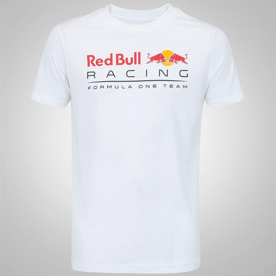 Camiseta Puma Red Bull Racing Logo - Masculina 4bc8103a314