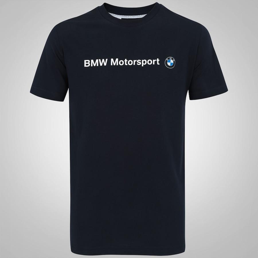 Camiseta Puma BMW Motorsport Logo - Masculina 29060fbe2d7f3