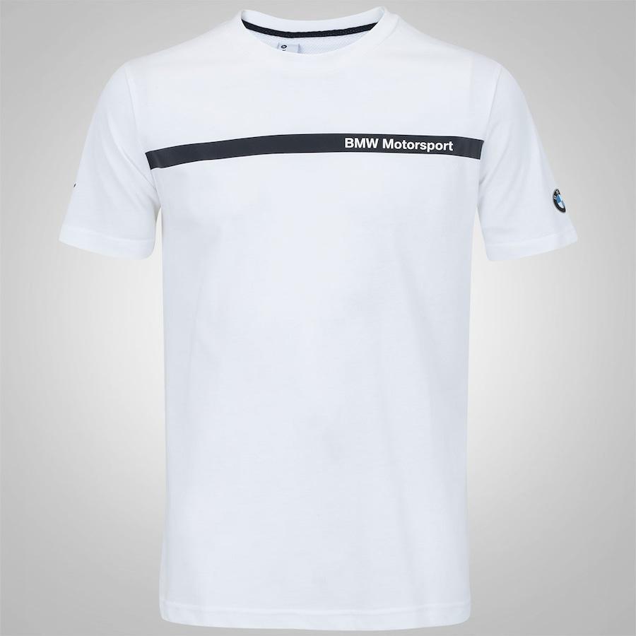 Camiseta Puma BMW Motorsport Summer - Masculina 18125af3ee284