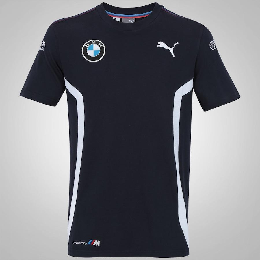 Camiseta Puma BMW Motorsport Team - Masculina 3b28c7435d54d