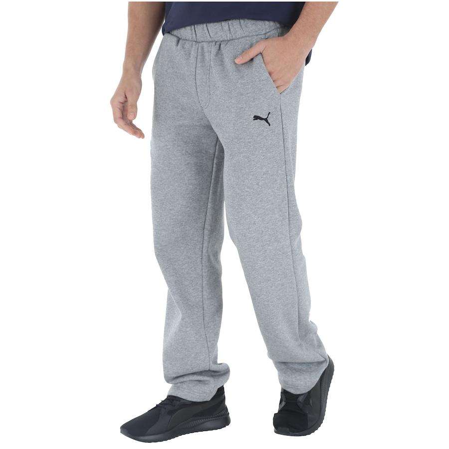 Calça de Moletom Puma Ess Sweat Pants FL - Masculina 55308431e03d9