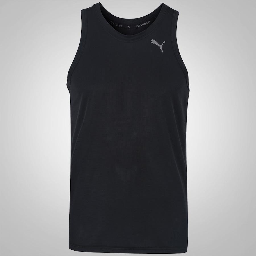4414e57141 Camiseta Regata Puma Core Run Singlet - Masculina